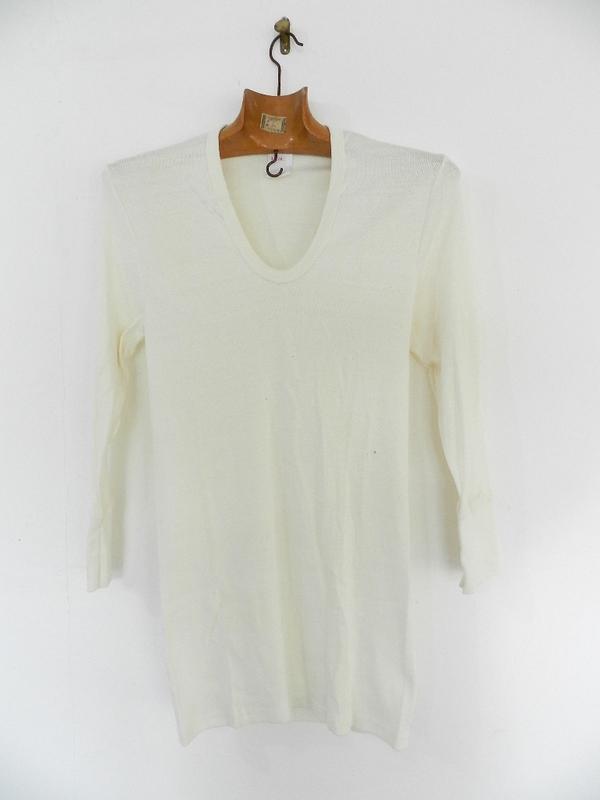 DDR u-neck long sleeve t-shirts dead stock_f0226051_13492.jpg