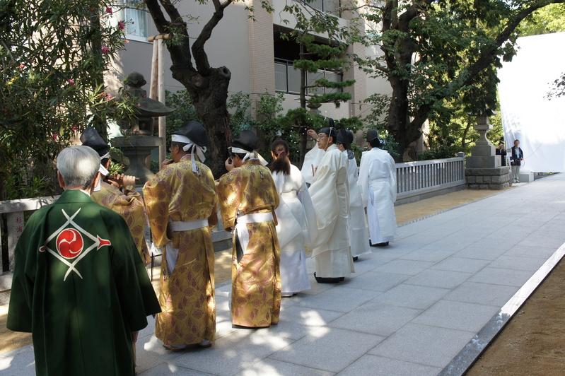 松戸神社 竣工奉祝祭  2011.9.29_e0223769_1841730.jpg