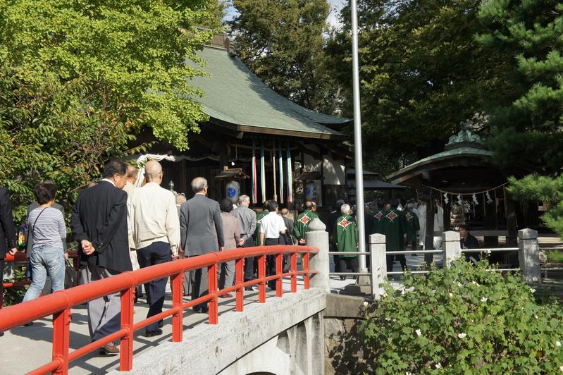 松戸神社 竣工奉祝祭  2011.9.29_e0223769_1865937.jpg