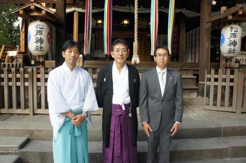 松戸神社 竣工奉祝祭  2011.9.29_e0223769_1881248.jpg