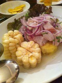 ペルー料理。_f0174982_1092071.jpg