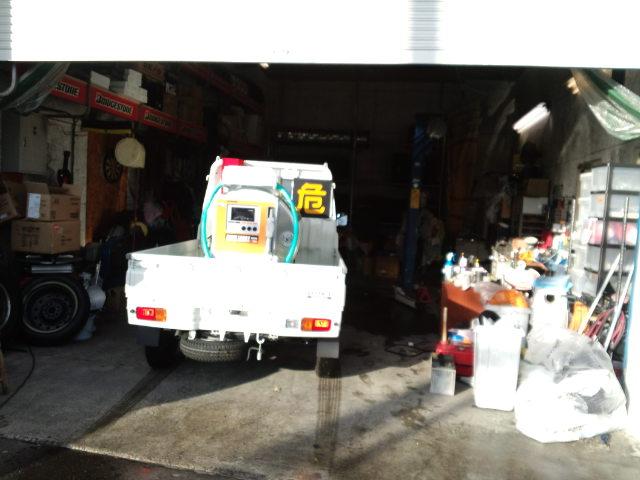ランクル TOMMY札幌店 10月7日!本日の納車準備☆_b0127002_2157294.jpg