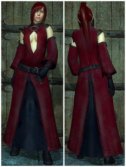 skyrim how to get mythic dawn robes
