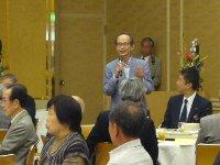 池田の日本共産党市会議員第1号、「西野恒次郎さんを偲ぶ会」に参加_c0133422_0431123.jpg