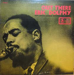 Eric Dolphy / Out There_d0102724_0165321.jpg