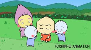 第十弾 ネットアニメ「ポテッコベイビーズ」のイメージソング、配信中!_e0025035_1271425.jpg