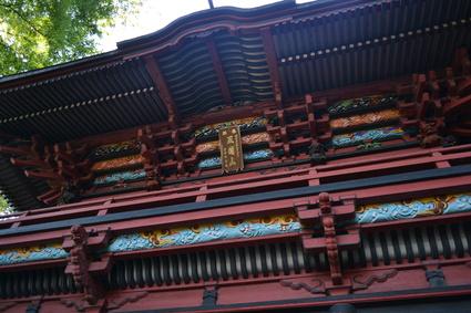 水澤観音の楼門_e0228938_2015994.jpg