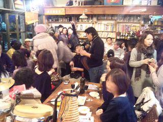 10/15(土)大阪オーガニックカフェ南風楽天デュオ公演_a0103940_16273295.jpg