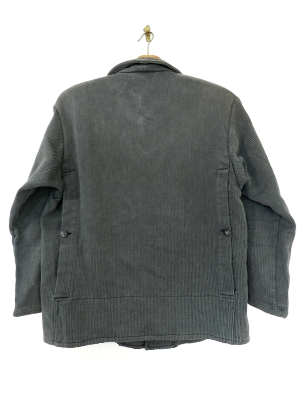 french hunting jacket with animal buttons_f0226051_12492561.jpg