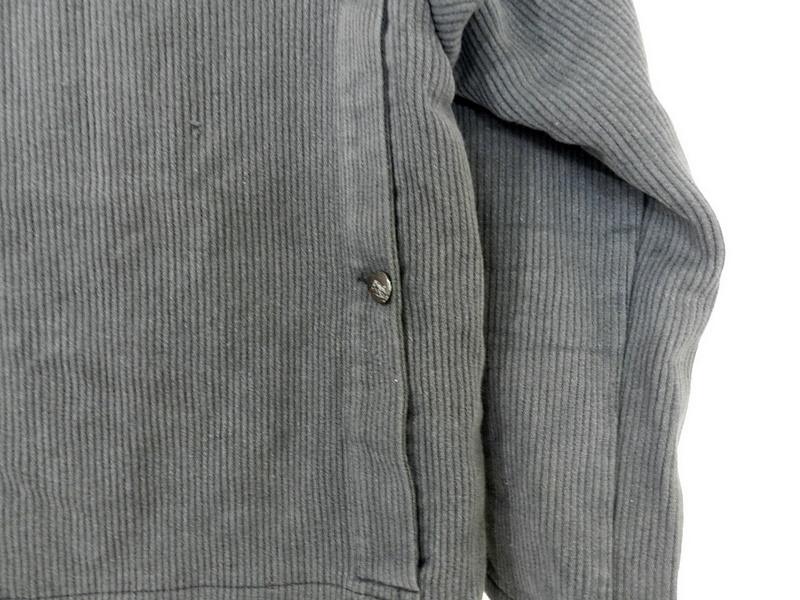french hunting jacket with animal buttons_f0226051_12504669.jpg