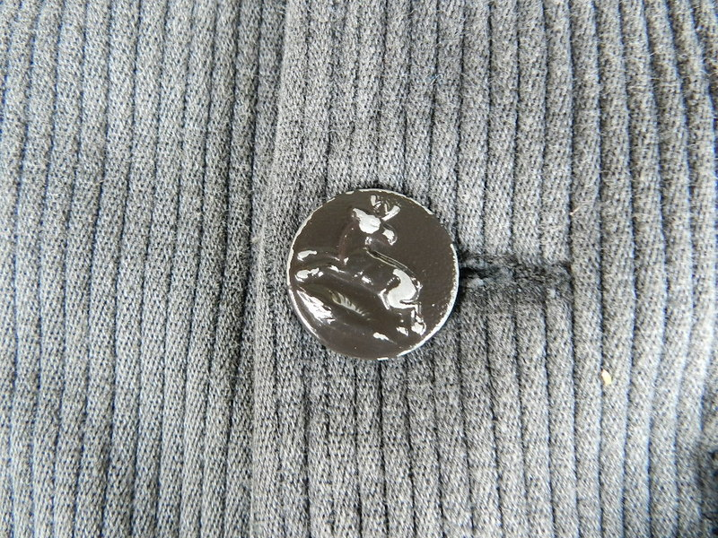 french hunting jacket with animal buttons_f0226051_12523187.jpg