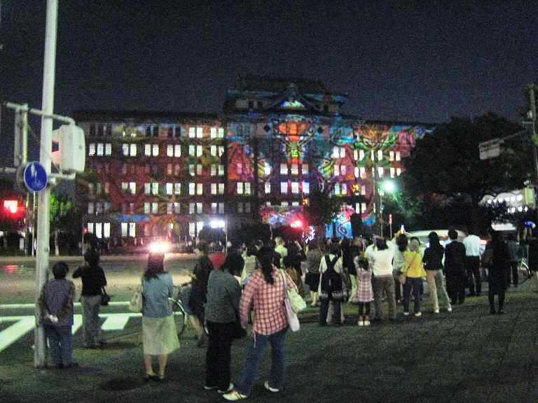 夜の愛知県庁。_b0157157_21163836.jpg