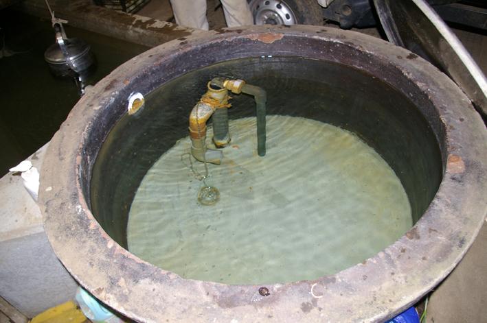 湧水確保、新北鎌倉の恵み誕生へ一歩前進!_c0014967_2353070.jpg