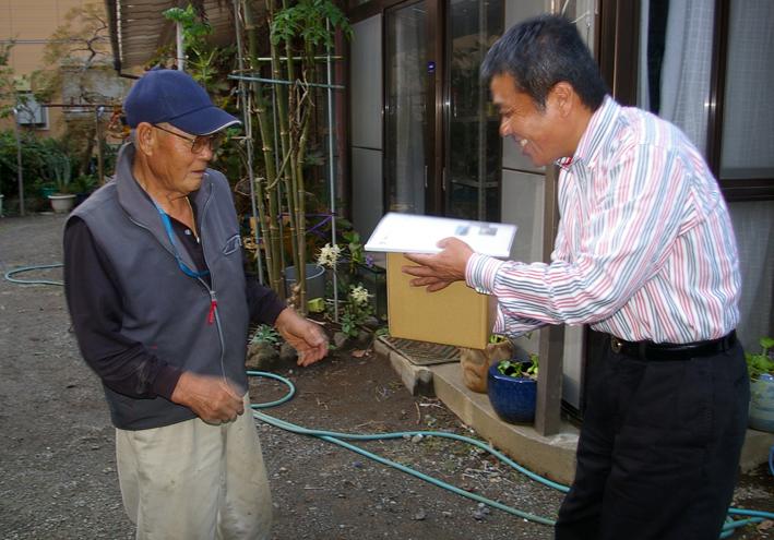 湧水確保、新北鎌倉の恵み誕生へ一歩前進!_c0014967_2362449.jpg