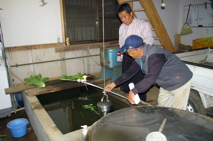 湧水確保、新北鎌倉の恵み誕生へ一歩前進!_c0014967_236547.jpg