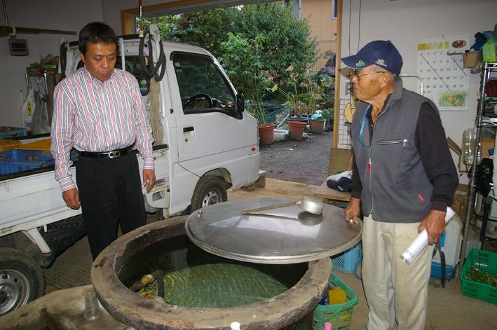 湧水確保、新北鎌倉の恵み誕生へ一歩前進!_c0014967_2374735.jpg