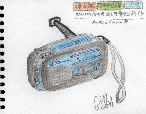 手回し発電ラジオ_e0232277_11532395.jpg