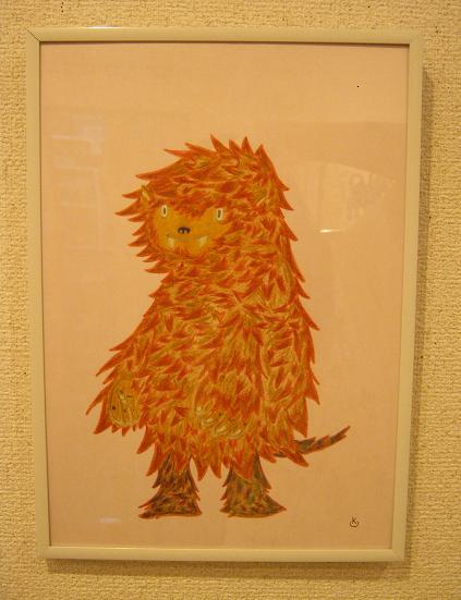 たまごの工房 第4回 怪獣図鑑展 その4_e0134502_19131569.jpg