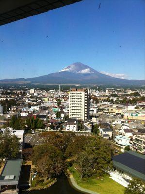 富士山!_e0142956_1471278.jpg