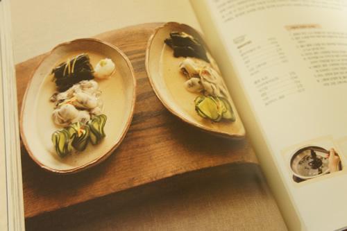 ソウルで買った韓国料理の本「맑은 날, 정갈한 요리」_d0153459_194267.jpg