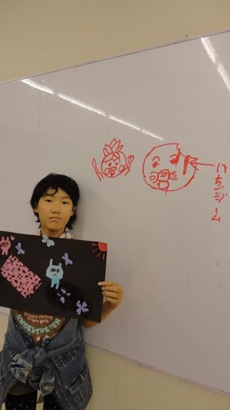 切り絵*松井山手教室*_f0215199_23134264.jpg