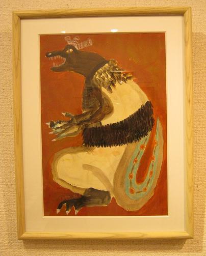 たまごの工房 第4回 怪獣図鑑展 その5_e0134502_18452082.jpg
