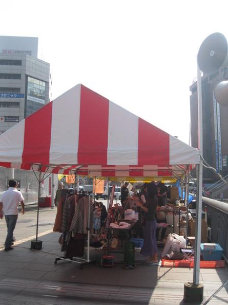 2011紫川アート市にて、_a0125419_23152732.jpg