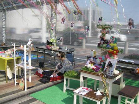 2011紫川アート市にて、_a0125419_2317488.jpg