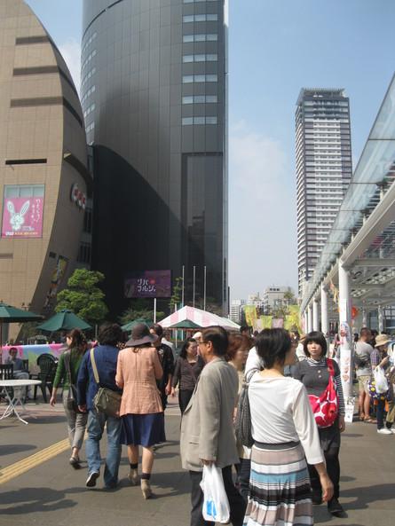 2011紫川アート市にて、_a0125419_23182095.jpg
