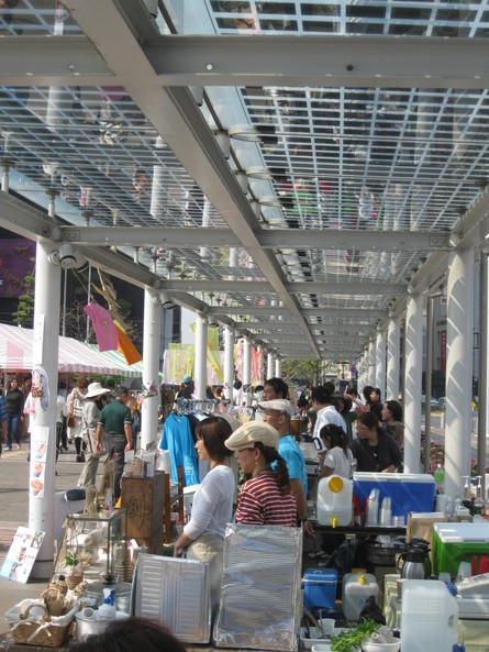 2011紫川アート市にて、_a0125419_23184136.jpg
