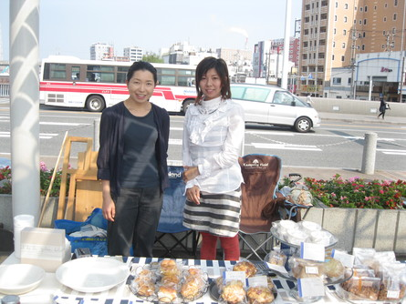 2011紫川アート市にて、_a0125419_23205324.jpg