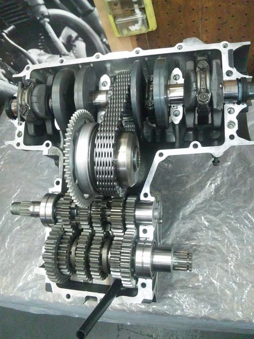 カワサキGPZ400Rエンジンオーバーホール・・・その6_a0163159_203816.jpg