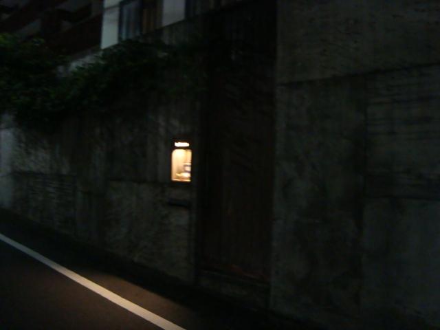 六本木「La Chasse  ラシャッス」へ行く。_f0232060_1572353.jpg