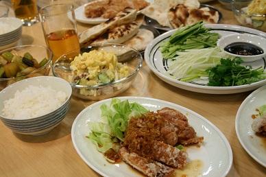 栗原はるみさんのお料理教室。_e0045565_034484.jpg