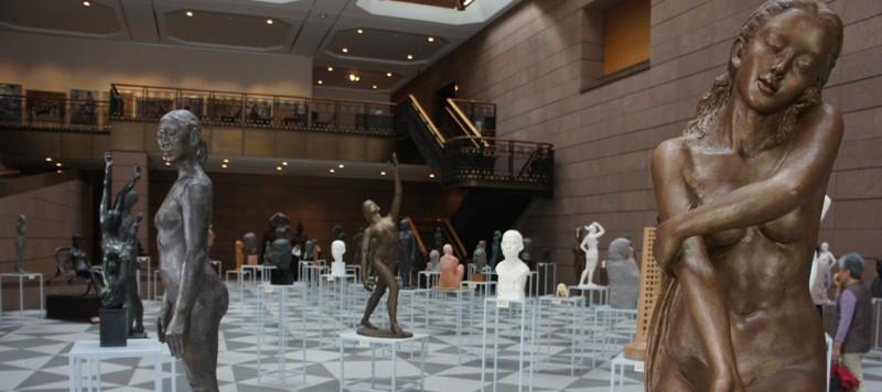 11年10月9日・茨城県芸術祭美術展覧会ギャラリートーク_c0129671_17574970.jpg