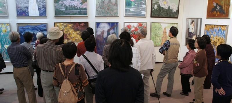 11年10月9日・茨城県芸術祭美術展覧会ギャラリートーク_c0129671_17575819.jpg