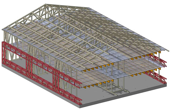 三連休は大型木造の構造を考える_e0054299_15122788.jpg