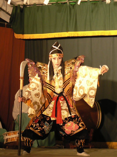 夜神楽 in 大原_f0219710_13121086.jpg