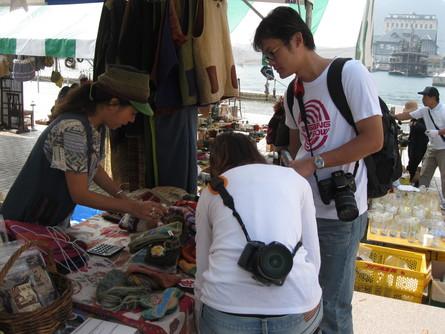 2011門司港グランドマーケットにて、_a0125419_2220505.jpg