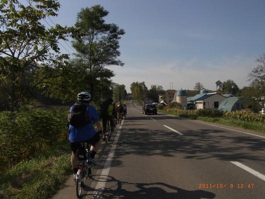 折り畳み自転車限定羊蹄山3/4周ツアー 2011_d0197762_630227.jpg