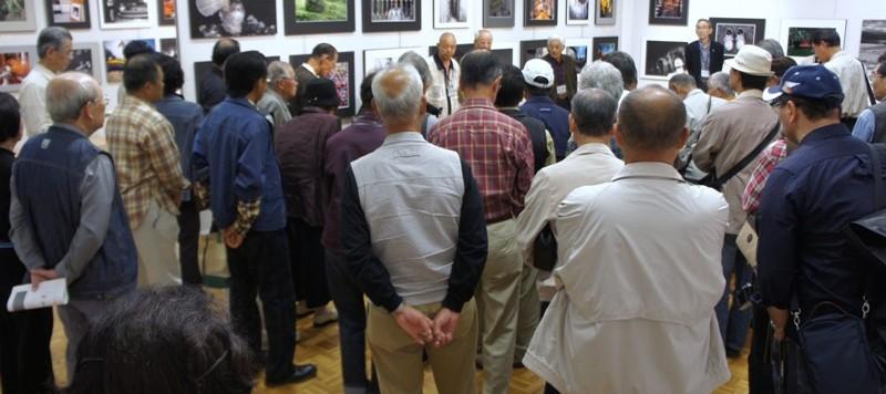 11年10月10日・茨城県芸術祭美術展覧会ギャラリートーク二日目_c0129671_18294752.jpg