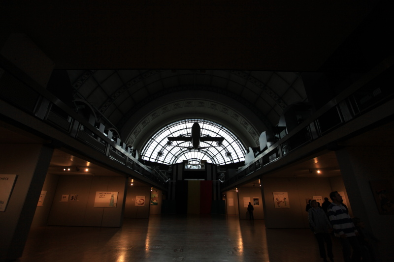 軍事博物館の特別展_c0187779_42333.jpg