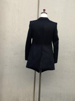 TAKIZAWA NARUMI のハーフコート(ロングジャケット)_e0122680_19391447.jpg