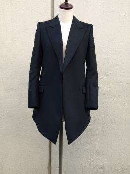 TAKIZAWA NARUMI のハーフコート(ロングジャケット)_e0122680_19395395.jpg