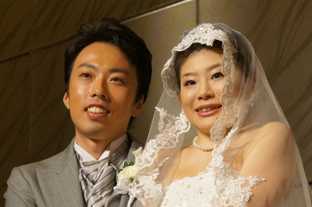Happy Wedding!!  (2011年10月9日)_f0170586_13294972.jpg