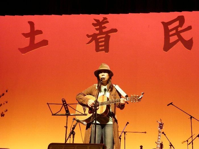 土着民40周年記念コンサート リハーサル編_c0057390_16473557.jpg