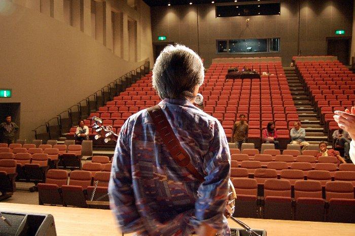 土着民40周年記念コンサート リハーサル編_c0057390_164839.jpg