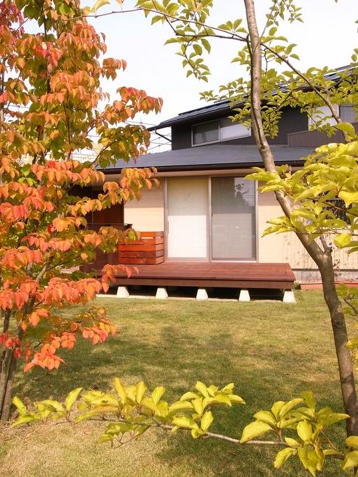 Hさんの家(2009) メンテナンスの様子などを見せてもらう 2011/10/11_a0039934_1714013.jpg