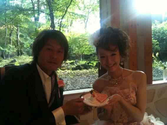 ライダーの結婚式_c0137158_9593680.jpg