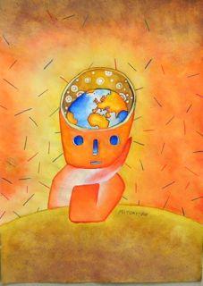 淀川図書館「絵と本〜キッズクラフト展」2011_d0076558_17213719.jpg